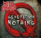 CD METAL CHURCH GENERATION NOTHING BRAND NEW SEALED