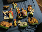 Nativity Figurine Set Made in Japan