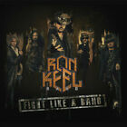 Fight Like a Band CD by Ron Keel Band Emp Label Group Records 2019