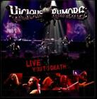 CD VICIOUS RUMORS LIVE YOU TO DEATH BRAND NEW SEALED