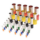 40 Pcs Mini Circle Round Cutters Mold Polymer Clay Pottery Molding DIY Tool USA