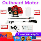 2 Stroke 25HP Outboard Boat Engine Board Motor CDI system manually start MOTOR