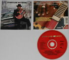 John Lee Hooker - Mr. Lucky - autographed U.S. cd - RARE!