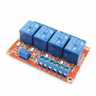 591224v 124 Channel Relay Board Module Optocoupler For Arduino Pic Arm Avr