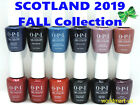 OPI GelColor Nail Polish Gel SCOTLAND Collection Fall 2019 Choose Any Color