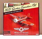 Ertl Wings Of Texaco 1935 Spartan Executive 7W Diecast Plane Special Red Edition