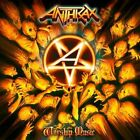 CD ANTHRAX WORSHIP MUSIC BRAND NEW SEALED