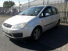 LARGER PHOTOS: Ford Focus C-Max 1.6 16v Zetec 5dr