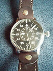 Original  LACO  WWII german pilots watch
