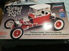 Lindberg 1:8 Big Red Rod Model Car Kit 73044 Everything Sealed New Inside Box