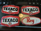 Lot of 3 Texaco Patches 3