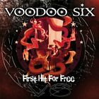 Voodoo Six - First Hit For Free - Voodoo Six CD K6VG The Fast Free Shipping