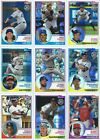 2018 Topps 1983 CHROME SILVER PACK REFRACTORSU Pick From ListFREE SHIPPING