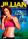 Jillian Michaels Kickbox FastFix DVD 2012 Exercise Fitness Workout NEW Sealed