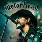 DVD MOTORHEAD CLEAN YOUR CLOCK BRAND NEW SEALED