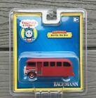BACHMANN 1/87 HO THOMAS AND FRIENDS DELUXE BERTIE THE BUS ITEM  # 42442 F/S