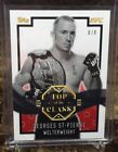 10 Georges St-Pierre Cards That Pack a Serious Punch 15