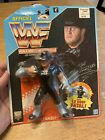 WWF Undertaker Hasbro MOC Action Figure New 1992 Retro French Card WWE Vintage