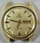Mens OMEGA SEAMASTER Automatic Day Date Wristwatch