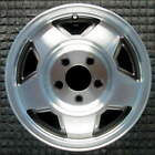 Chevrolet Blazer Machined 15 inch OEM Wheel 1988 1991