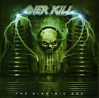 CD OVERKILL THE ELECTRIC AGE BRAND NEW SEALED