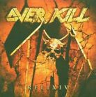 CD OVERKILL RELIXIV BRAND NEW SEALED