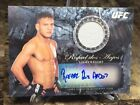 2014 Topps UFC Bloodlines Trading Cards 27