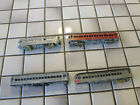 very old metal trolley shells HO SCALE 4