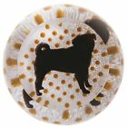 Caithness Glass U19090 Best in Show Pug Dog Paperweight