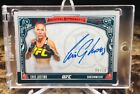 2016 Topps UFC Museum Collection Trading Cards 10