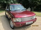LARGER PHOTOS: RANGE ROVER 2003 TD6 3.0 AUTO - VERY LOW MILEAGE WITH FSH