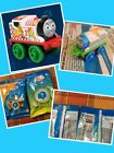 Thomas and Friends Minis Blind Bag Pizza~Birthday Thomas MINIS 2 htf trains