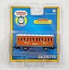 BACHMANN 1/87 HO THOMAS AND FRIENDS DELUXE CLARABEL COACH CAR # ITEM  77045 F/S