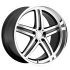 Mandrus Mannheim 19x95 5x112 +35mm Gunmetal Mirror Wheel Rim