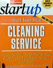 StartUp Start Your Own Cleaning Service  Maid Service Janitorial Service