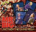 CD MR. BIG LIVE FROM THE LIVING ROOM ONE ACOUSTIC NIGHT BRAND NEW SEALED