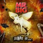 CD MR. BIG WHAT IF... BRAND NEW SEALED