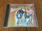 HEAVEN Take Me Back CD+1 Reissue 2003 MINT RARE OOP