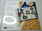 The Creative Memories Collection Oval Patterns Custom Cutting System New