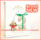Hallmark 2011 My Second 2nd Christmas Baker Child's Age Collection Xmas Ornament