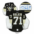 Evgeni Malkin Pittsburgh Penguins Autographed 2009 Stanley Cup Authentic Jersey