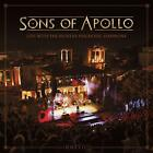 Live With The Plovdiv Psychotic Symphony Sons Of Apollo Audio CD PREORDER 08