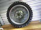 KLX 300R KAWASAKI 2006 KLX 300R 2006 REAR WHEEL