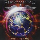 FIREWIND Burning Earth (CD 2003) 9 Songs Heavy Metal