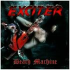 CD EXCITER DEATH MACHINE BRAND NEW SEALED
