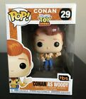 Ultimate Funko Pop Conan O'Brien Figures Checklist and Gallery 36