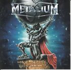 METALIUM Hero Nation Chapter Three (CD 2002) 11 Songs Heavy Metal Made Germany