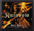 RAINBOW STEEL BREEZE 4 CD Ritchie Blackmore Ronnie James Dio Rising Arrow Silver