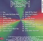 SUPER RARE - Prism - From The Vaults - CD -  1997 - Free Shipping!