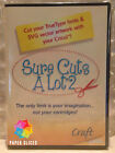 SURE CUTS A LOT 2 CD For Cricut Expression Personal Create Cake SCAL Kit 1